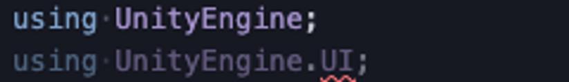 Visual Studio Code内でUnityEngine.UIなどへの参照ができない(インテリジェンスが働かない)場合の修正方法