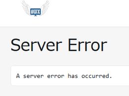 AWX をインストールした後の Server Error を解決したかった話